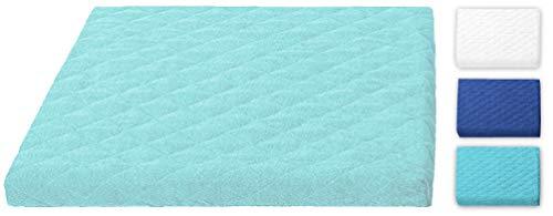 Farbe Trockner (Trockner und Waschmaschinenschonbezug in versch. Farben, Größe: ca.60 x 60 x 5 cm von Brandseller (türkis))