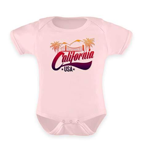 ifornia USA Cali Kalifornien Palmen Los Angeles LA Long Beach Florida Miami - Baby Body ()