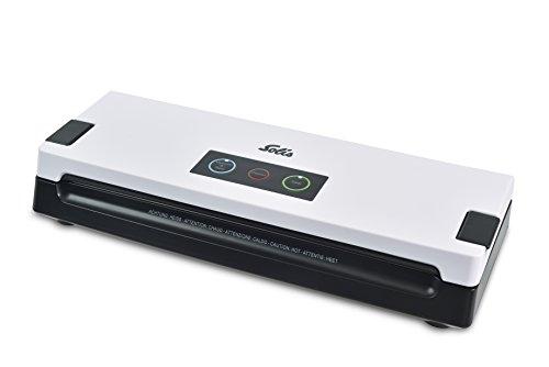Solis Vakuumiergerät, Für trockene, feuchte und empfindliche Lebensmittel, Vac Quick (Typ 576)