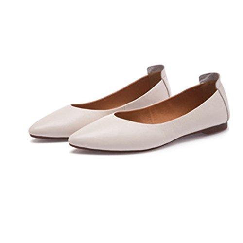 Unknown Welldone2017, Chaussures À Talons Hauts Beige Pour Femmes-f3019