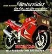Motorräder die Geschichte machten, Honda, Die Modelle mit V4-Motor