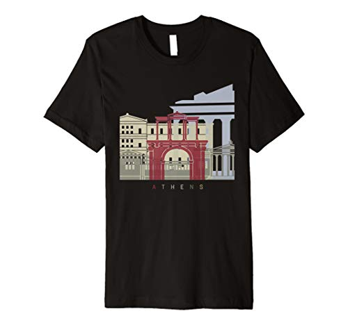 Athen Griechenland Athens Greece T-Shirt