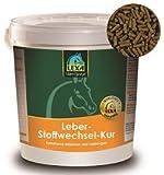Lexa - Pferdekräuter für Leber und Niere - Kräutermischung für Pferde - 500 g