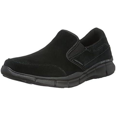 Skechers (SKEES) Equalizer-Mind Game, Zapatillas de Deporte Para Hombre
