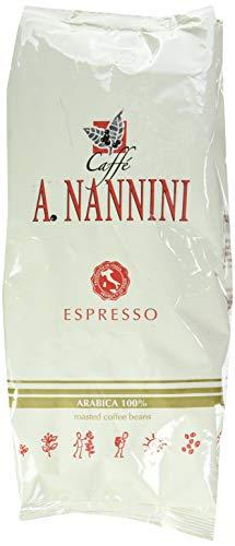 Caffè A. Nannini in grani Miscela Arabica - 1 Kg