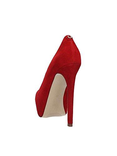 Guess Fleff1 Sue07 Chaussures Décolleté femmes Rouge
