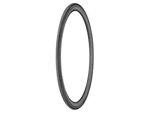 Giant - Neumático de Goma para Bicicleta de Carretera, 700 x 25, sin Tubos, 60 TPI, Color Negro