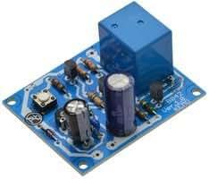dynamic-res Kemo Kit–B042–électronique, temps Interrupteur, 2sec–5min–(Lot de 1)–-