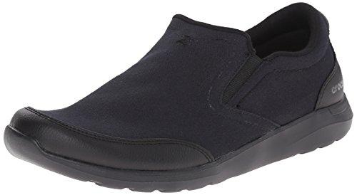 Crocs Herren Kinsale Slip-on Loafer Black/Black
