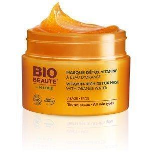 Masque Détox Vitaminé BIO BEAUTÉ