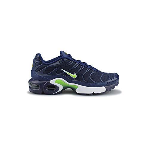 cheap for discount e5cd9 38b32 Nike Air Max Plus TN 1 655020-421 Midnight NavyVolt-Blue-