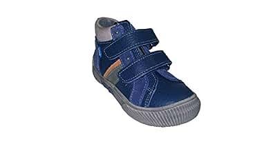 Bopy - Chaussure Garcon Velcro - Marine - 26