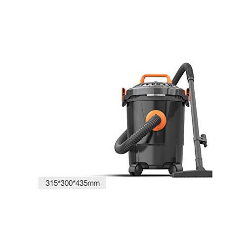 Haoli-vacuum Aspiradora de Cilindro Compacto y Potente con Bolsa de Turbo - 12L (Color : 12L-Plastic)
