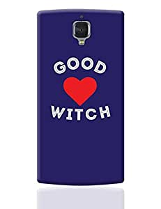 PosterGuy OnePlus 3 Case Cover - Good Witch | Designed by: Designer Chennai