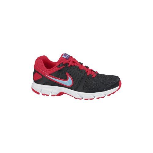 Nike Wmns Downshifter 5MSL–Chaussures de Course Pour Femme Noir - Negro / Rojo