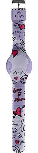 Orologio ZITTO  Flash Edition Love U Mum Grande 44mm