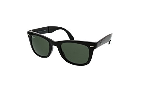 Rayban Nylon Frame Green Classic Lens Unisex Sunglasses 0RB410560150