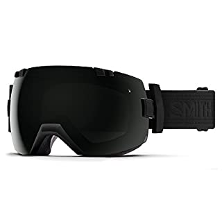 Smith  I/O 7 Unisex Outdoor  Goggle available in Blackout - One Size