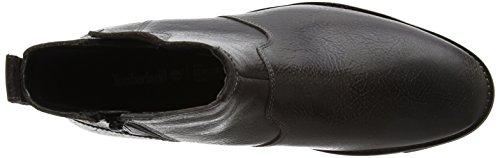 Timberland Herren Ca1in7 M Chelsea Stiefel Grau (ferro Forgiato)
