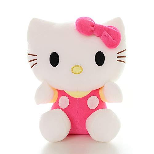 Xqypyl carino hello kitty bambola peluche giocattoli san valentino compleanno cuscino regali 20cm-100cm,02,45cm
