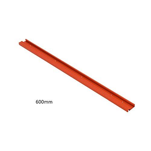 600 mm (31,5 Zoll) Aluminium Standard-T-Band 45 mm breit mit Auto-Aufkleber Metrische Skala