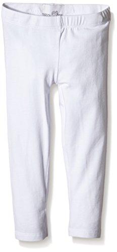 Happy Girls Basic Jersey leggings Blanco weiß 10