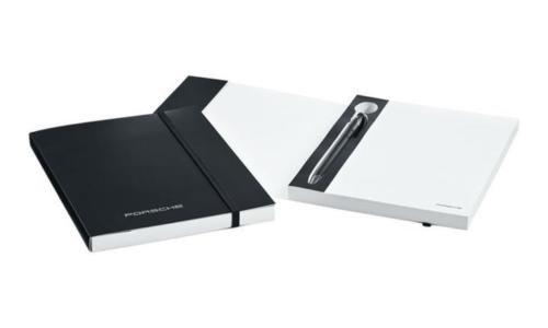 Preisvergleich Produktbild Porsche Notizbuch **Driver's Selection** WAP0920050D