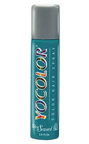 Color Hair Spray Helen Seward 75ml Glitter Silber