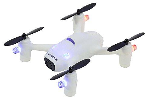 Hubsan X4 Cam Plus Quadrocopter - RTF-Drohne mit HD-Kamera, Altitude-Hold, Akku und Ladegerät H107C Drohnen-cams