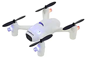 HUBSAN 15030300-Dron cuadricóptero,