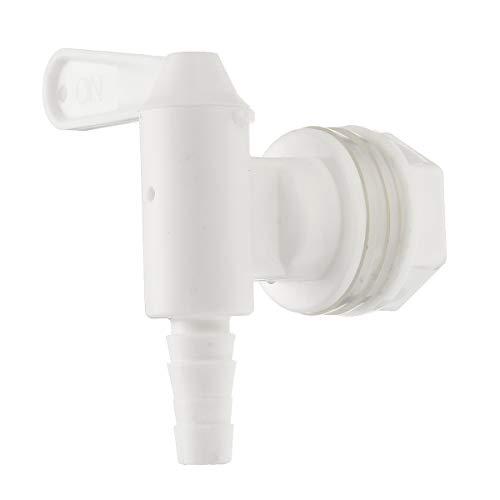 Janolia Kunststoff Wasser Wasserhahn, Wasser Butt Ersatz Wasserhahn, Abfüllung Bucket Spigot Ventil für Home Brew Gärung Schiff, Stacheldraht Auslass