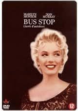 Marilyn Monroe : Arrèt d'autobus