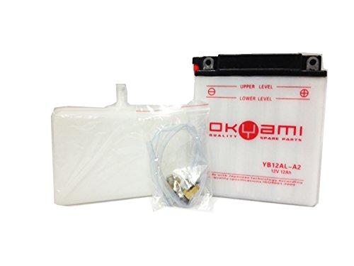 Batteria OKYAMI YB12AL-A2 YB12ALA2