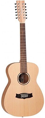 Tanglewood TWRO12 - Guitarra acústica folk, color natural