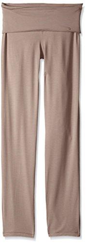 Hanro Yoga/Hose, Shorts Sportifs Femme Gris (taupe grey 1825)