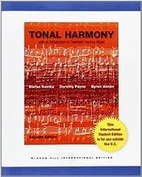 Tonal Harmony: With an Introduction to Twentieth-Century Music