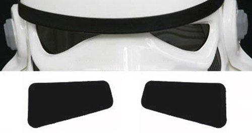 Star Wars Stormtrooper Helm Brillenglas- - Grau ()