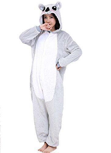 35329b0ad3 Hstyle Adulto Unisex Mamelucos Kigurumi Pijamas Animal Trajes De Cosplay De  Dibujos Animados Ropa De Dormir