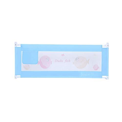 sicherheitsschutz Bettgitter Tragbares Bettgitter Einstellbarer 5-Gang-Sicherheitsschutz (Size : 220CM) ()