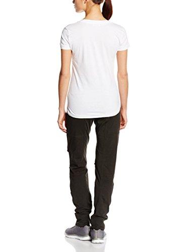 Freddy Sidney3ts, Completo Donna, Pantalone + T-Shirt Omaggio Antracite/Bianco