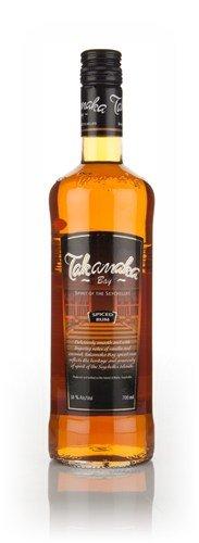 Takamaka, Bay, Spiced Rum, 0,7 L, 38 Prozent Vol.
