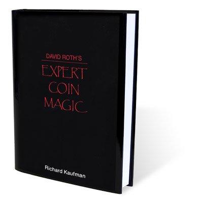 david-roths-expert-coin-magic-by-richard-kaufman-book