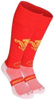 Wackysox Classic Wales Rugby Socks from Wackysox