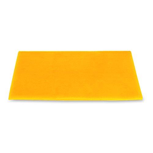 Käsewachs Platte Gelb ca. 1,4 kg -