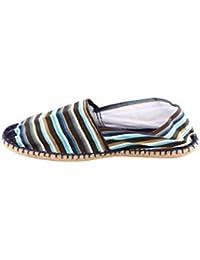 Reservoir Shoes - Espadrille pas chère homme Reservoir Shoes Rayure Gris