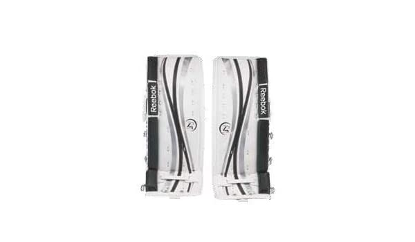 Reebok 4K Yth  Goalie Leg Pads, size:21 + 0 5 Zoll: Amazon co uk