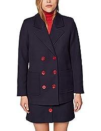 e6e91aca80da Amazon.fr   Esprit - Manteaux et blousons   Femme   Vêtements