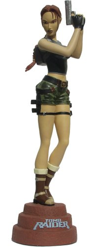 Tomb Raider - Lara Croft Desktop Statue (Raiders-statue)