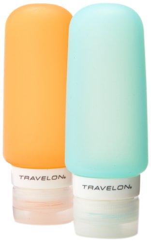 travelon-set-of-2-smart-tubes-3-ounce-orange-blue-one-size