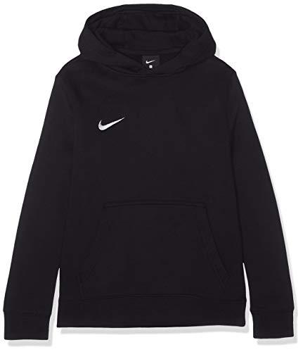 Nike Unisex-Erwachsene Y HOODIE PO FLC TM CLUB19 Sweatshirt, Schwarz (Black/White/010), Gr. M - Erwachsenen Hoodie Pullover